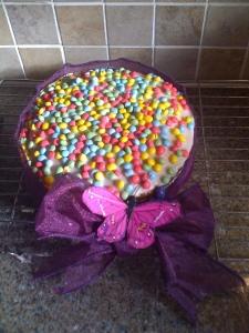 Simple, Easy, Birthday Cake!