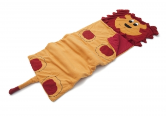 A lion Snuggle Sac would confuse the hell of any marauding predators.  Baby polar bears would be both safe and snug.