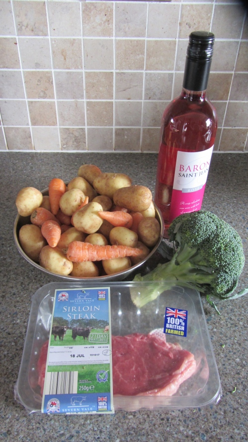 This lot cost just under £10 from Aldi.